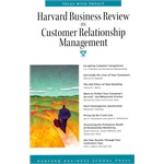 harvard business review managing customers Co-creation spotlight harvard business review hsm management icedr harvard business review on customer relationship management.
