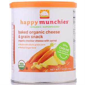 禧贝胡萝卜奶酪脆条