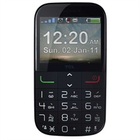 TCL I310老年人手机 i310直板老人机 老年宝手机 大字体大声音大按键 超长待机手机 大屏幕 操作简单 父母手机 老人手机 高光手电筒 老人机 全国联保正品行货 原封未拆