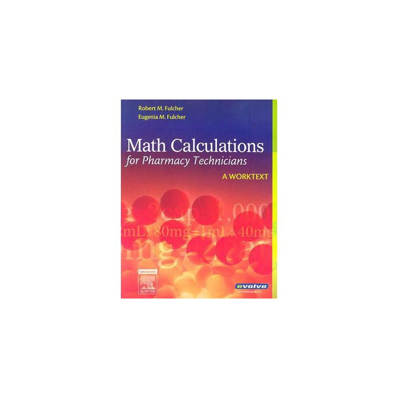 pharmacy calculations for technicians pdf