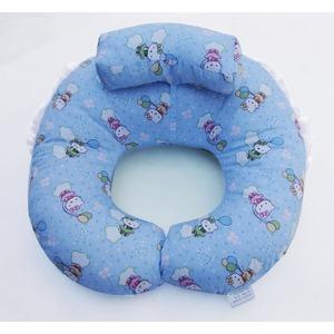 枕工坊 哺乳学坐枕(蓝色)