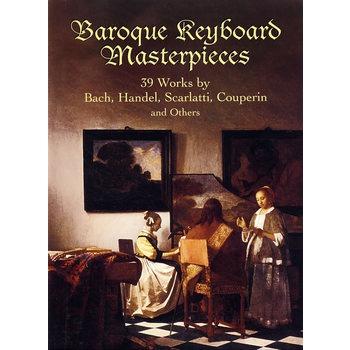 巴洛克著名键盘乐曲39部 巴赫 亨德尔 斯卡拉蒂 库伯宁和...