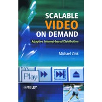 SCALABLE VIDEO ON DEMAND - ADAPTIVE  INTERNET-BASED DISTRIBUTION可升级的因特网视频按需系统价格比较