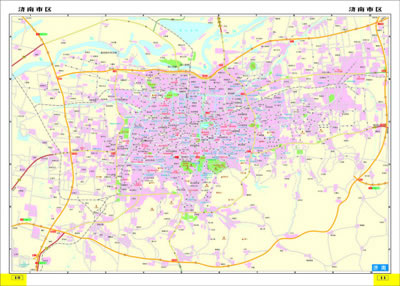 山东省及冀豫皖苏公路里程地图-美国66号公路地图图片大全 号公路,