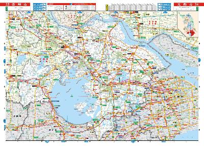 安徽高速公路网及旅游