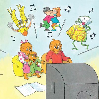 贝贝熊系列丛书 广告的诱惑 -南宁彩虹雨绘本馆 绘本馆 绘本 爱上绘本图片